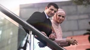 Sumeyye Erdoganin Nisan Fotograflari Ortaya Cikti - 1
