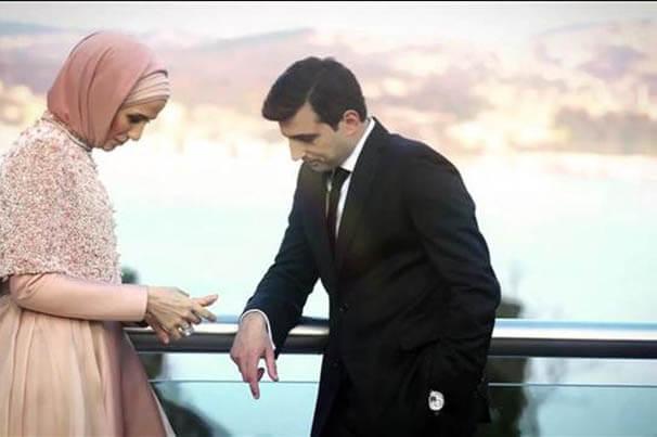 Sumeyye Erdoganin Nisan Fotograflari Ortaya Cikti - 2