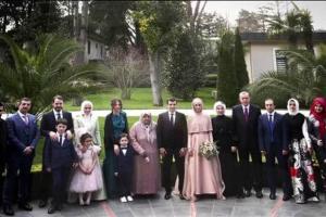 Sumeyye Erdoganin Nisan Fotograflari Ortaya Cikti - 3