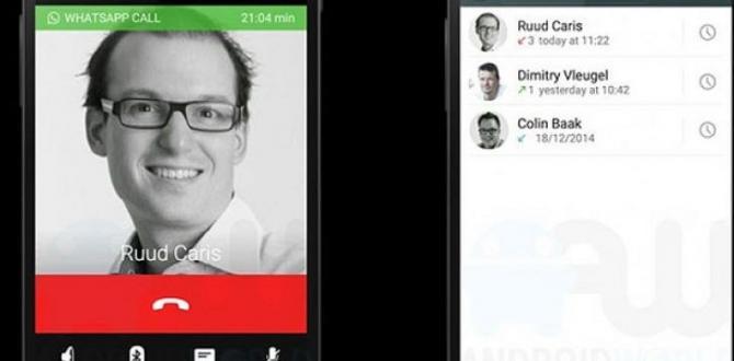 Whatsapp Görüntülü Konuşma Ve Masaüstü Geliyor