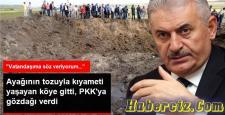 Binali Yıldırım Ayağının Tozuyla Diyarbakır'a Gitti, PKK'ya Gözdağı Verdi
