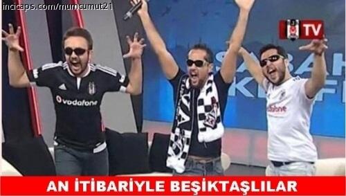 Beşiktaş Şampiyon Oldu! Capsler Patladı