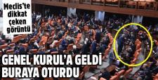 Davutoğlu Başbakanlık Sonrası İlk Kez Genel Kurul'da