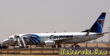 Mısır Yolcu Uçağı Düştü! Terör Şüphesi İddia Ediliyor