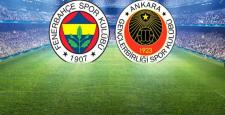 Şampiyonluk umutlarını sürdürmek isteyen Fenerbahçe, Gençlerbirliği'ni konuk ediyor. 19:00'da başlayan karşılaşma 2-1 devam ediyor.
