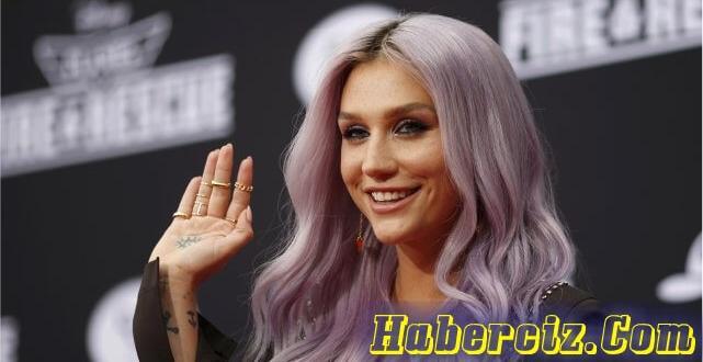 Ünlü Pop Yıldızı Kesha Plak Şirketinin Engeline Takıldı