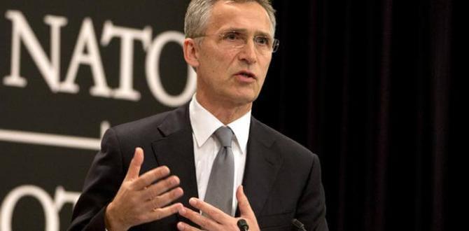 NATO Genel Sekreteri'nden Rusya Uyarısı