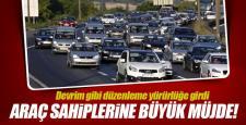 Araç Sahiplerine 2016'da Trafik Cezası Yapılandırma Müjdesi