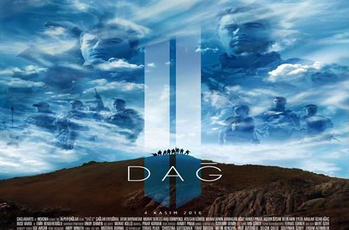 Dağ 2 filmi fragmanı – Sinemalarda bu hafta