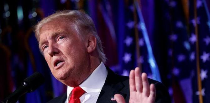 Donald Trump'tan Suriye mesajı