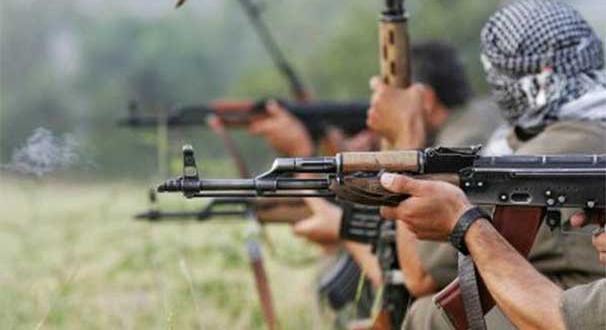 Hain suikast hazırlığındaki PKK'lılar yakalandı