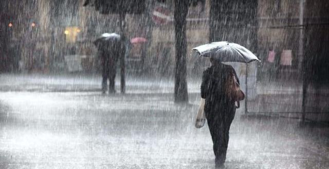Meteoroloji'den 3 İle Kuvvetli Yağış Uyarısı
