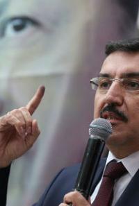 Bakan Tüfenkci: Her şey bir 'one minute' ile başladı