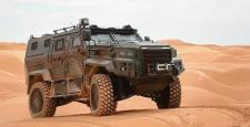 EJDER YALÇIN zırhlısı Afrika yolcusu