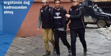 Hakkari'de siukast hazırlığı yapan PKK'lı terörist yakalandı