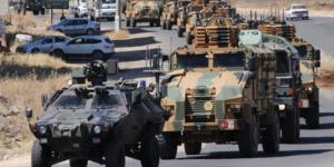 Son Dakika Suriye Sınırına Askeri Sevkiyat