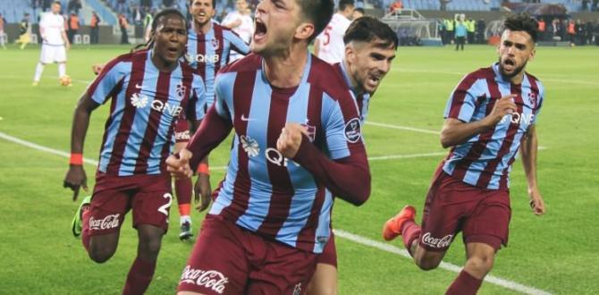 Son Dakika Trabzonspor tam gaz devam!