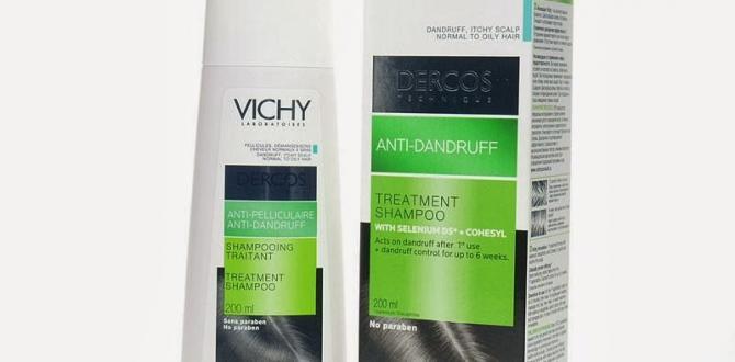 Vichy Dercos Kepek Karşıtı Şampuan (Kuru Saçlar) 390 ml
