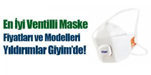 Ucuz Ventilli Maske Fiyatları ve Modelleri için Yıldırımlar Giyim!